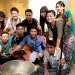 ミャンマーの謎の祭りに参加してきた!