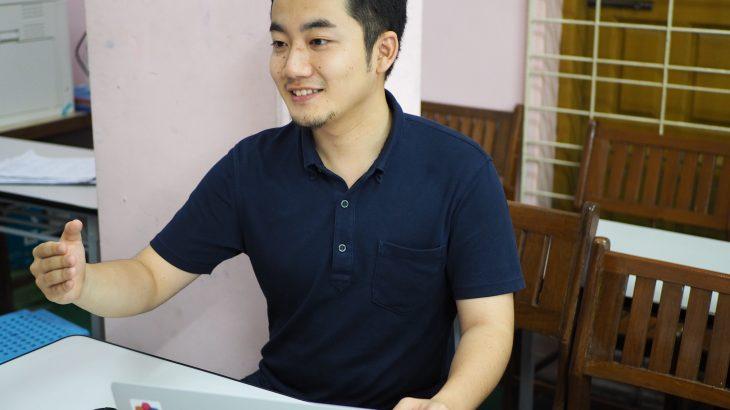 ミャンマーに足りてないものは親身に相談に乗ってくれる人なんじゃないかという話。