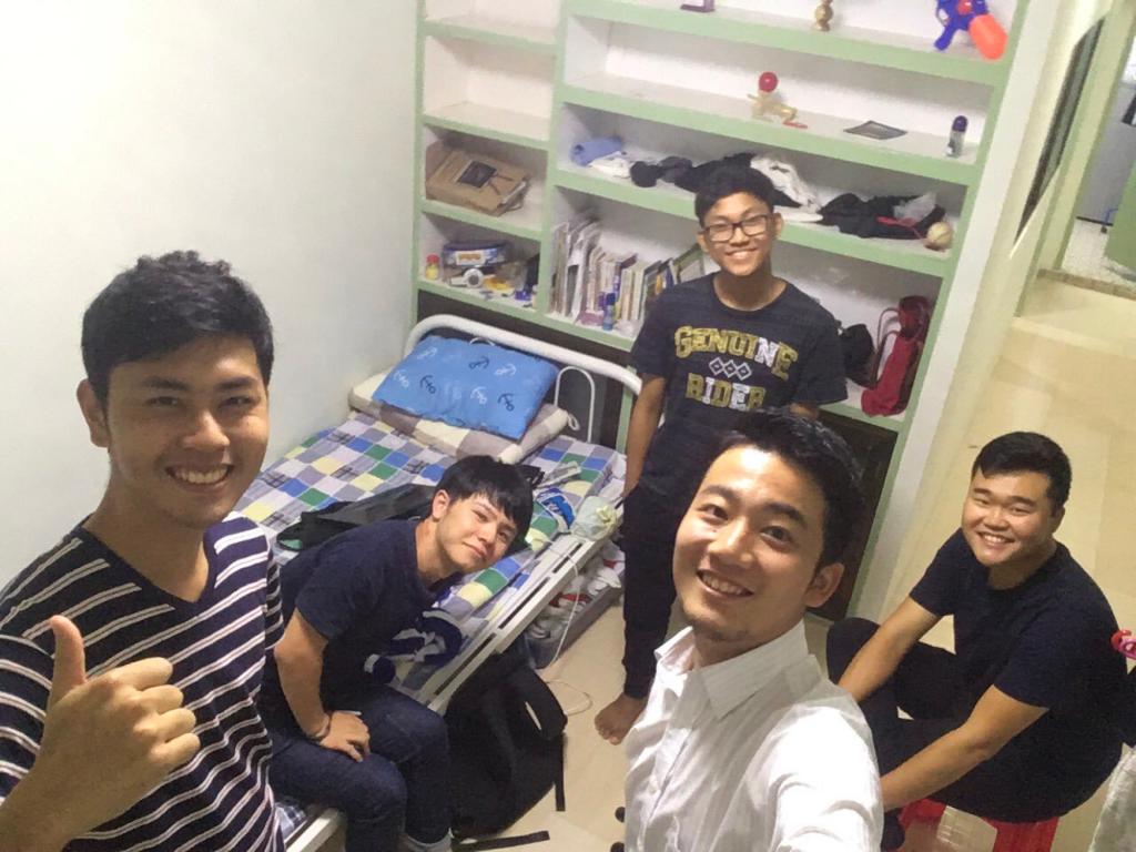 ASEAN HOUSE 原体験